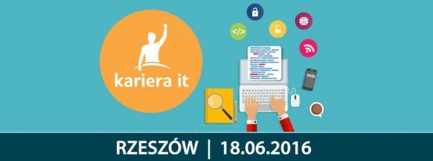 Kolejne Targi Kariera IT w Rzeszowie - Aktualności Rzeszów