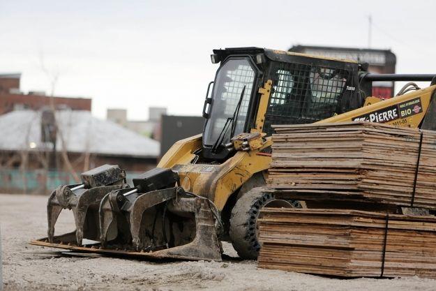 Prace budowlane przy ul. Słowiańskiej - Aktualności Rzeszów