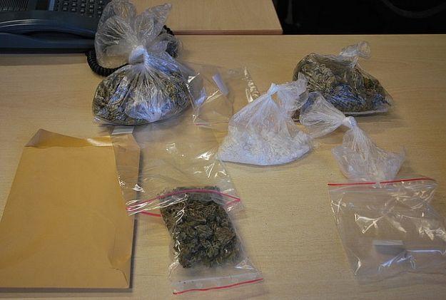 Rzeszowscy policjanci zatrzymali 40-latkę handlująca narkotykami - Aktualności Rzeszów