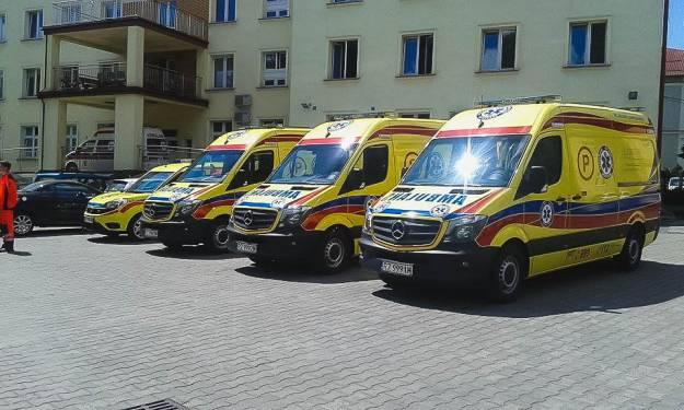 Nowoczesne ambulanse w rzeszowskiej Stacji Pogotowia - Aktualności Rzeszów