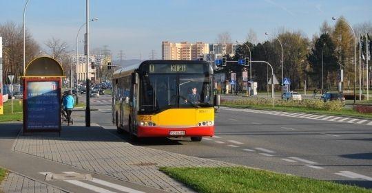 Od dziś mniej kursów autobusowych - Aktualności Rzeszów