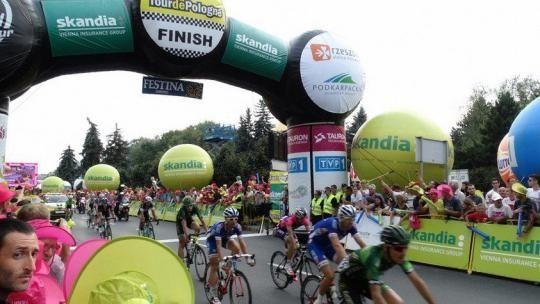 Jutro w Rzeszowie paraliż komunikacyjny. Przez miasto przejadą kolarze Tour de Pologne [LISTA ZAMKNIĘTYCH ULIC] - Aktualności Rzeszów