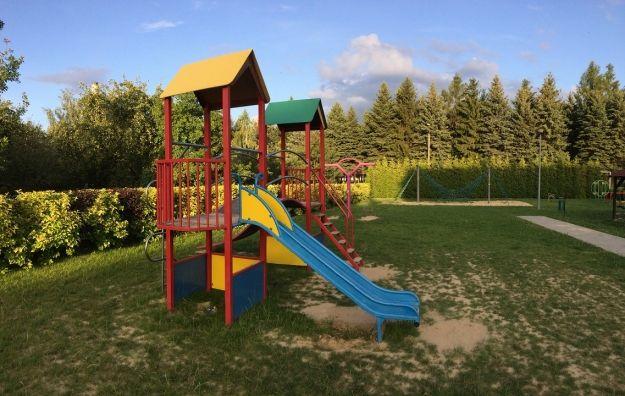Kolejny plac zabaw i siłownia na wolnym powietrzu - Aktualności Rzeszów