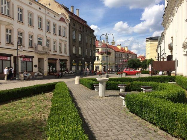 Przebudowa ul. 3 Maja do końca czerwca 2017 - Aktualności Rzeszów