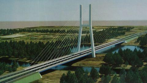 Nowy most na Wisłoku będzie budowany później - Aktualności Rzeszów
