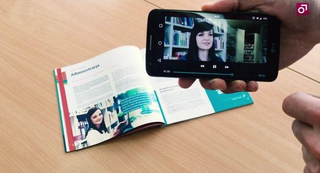 Informator dla studentów wykorzystujący rzeczywistość rozszerzoną - Aktualności Rzeszów
