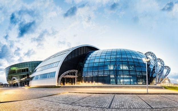 Pierwszy Europejski Kongres Robotyczny w Polsce w Centrum Wystawienniczo-Kongresowym - Aktualności Rzeszów