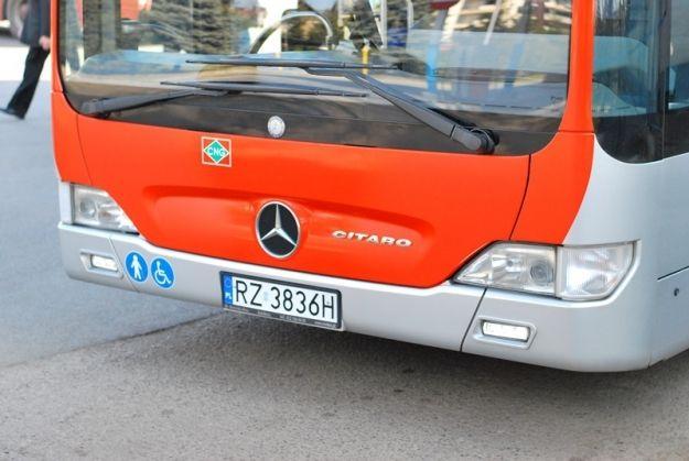 Uwaga pasażerowie komunikacji miejskiej. Zmiana tras przejazdu wybranych linii autobusowych - Aktualności Rzeszów