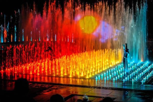 Przy multimedialnej fontannie będą czytać Sienkiewicza - Aktualności Rzeszów