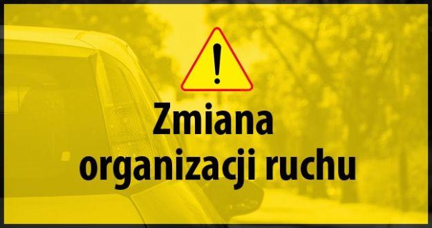 Uwaga kierowcy! Od dziś w Stobiernej zmieniona organizacja ruchu - Aktualności Rzeszów