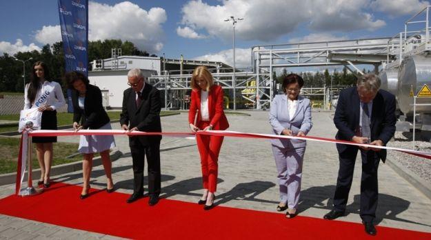 Za 71 mln zł rozbudowano podziemny magazyn gazu. Kolejna inwestycja na Podkarpaciu - Aktualności Podkarpacie