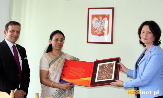 Ambasador Indii z wizytą w Rzeszowie - Aktualności Rzeszów