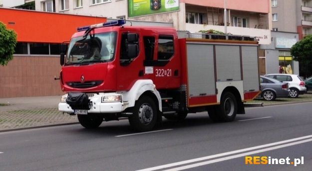 Pożar w galerii handlowej Pasaż Rzeszów - Aktualności Rzeszów
