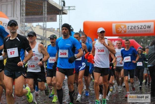 Dwie duże imprezy biegowe w najbliższy weekend w Rzeszowie - Aktualności Rzeszów