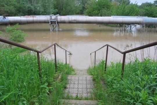 Obniża się poziom wód na podkarpackich rzekach - Aktualności Podkarpacie