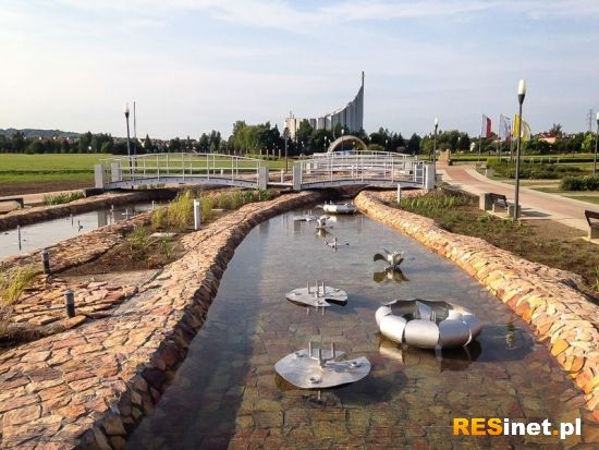 80 tys. zł na dalsze inwestycje w Parku Papieskim - Aktualności Rzeszów