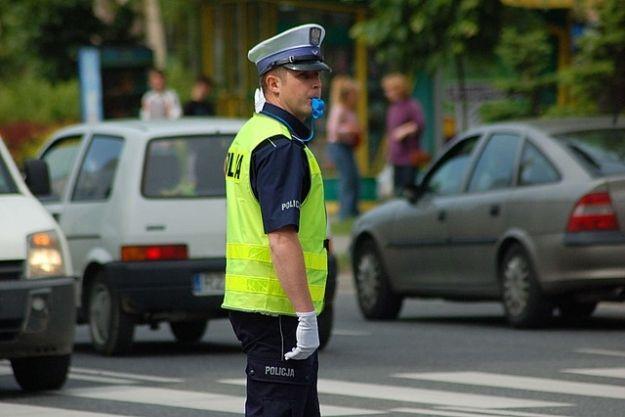 Niechronieni uczestnicy ruchu drogowego - Komunikaty drogowe