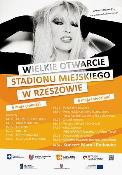 Otwarcie Stadionu Miejskiego - Aktualności Rzeszów
