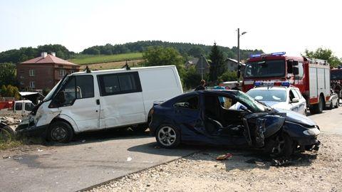 Pijany kierowca może zapłacić miliony za wypadek - Aktualności Podkarpacie