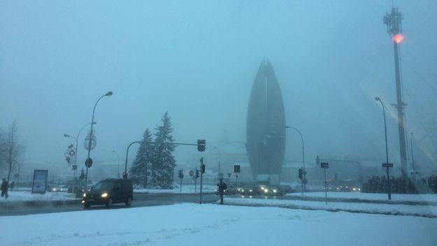 Dziś bardzo duże zanieczyszczenie powietrza w Rzeszowie - Aktualności Rzeszów