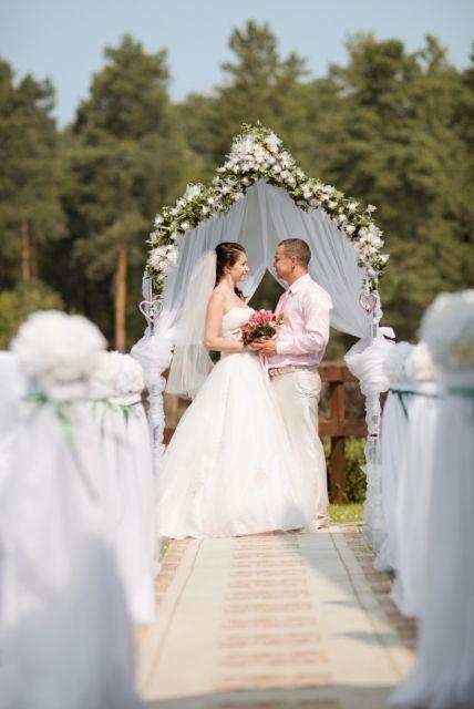 Ślub w plenerze - wybierz idealną dla siebie scenerię - Aktualności