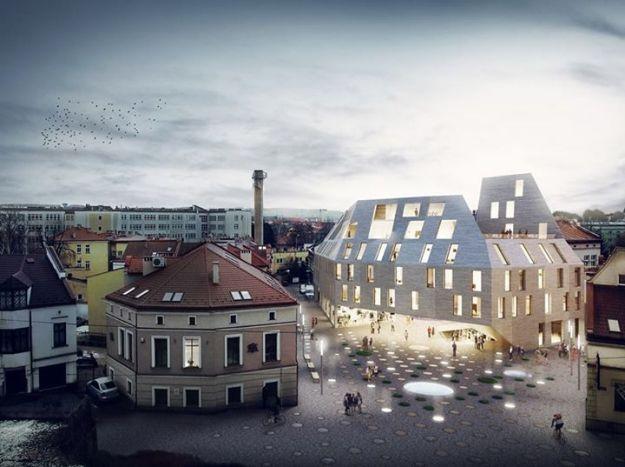 Coraz bliżej przebudowy placu Garncarskiego - Aktualności Rzeszów