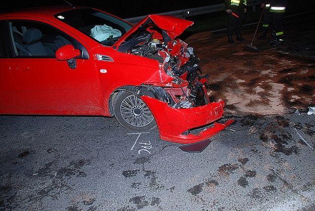 4 osoby ranne w wypadku w Postołowie - Aktualności Podkarpacie