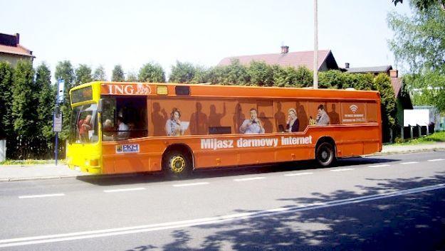 Darmowy internet w autobusach - Aktualności Rzeszów
