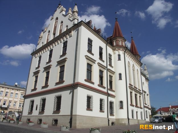 Iluminacja rzeszowskiego Ratusza - Aktualności Rzeszów