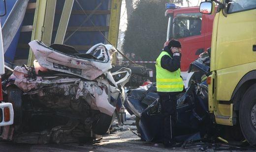 Kolejny zarzut dla rumuńskiego kierowcy tira - Aktualności Rzeszów