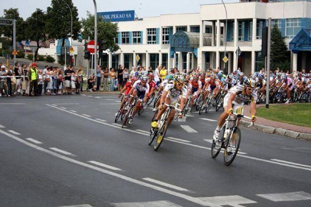 Kolarze Tour de Pologne przejadą ulicami Rzeszowa - Aktualności Rzeszów