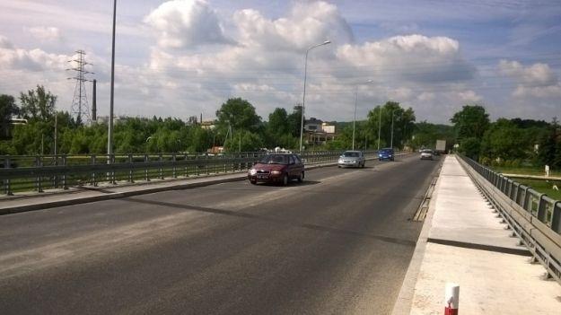 Prace na moście w Jaśle. Tymczasowe wprowadzenie ruchu dwukierunkowego - Aktualności Podkarpacie