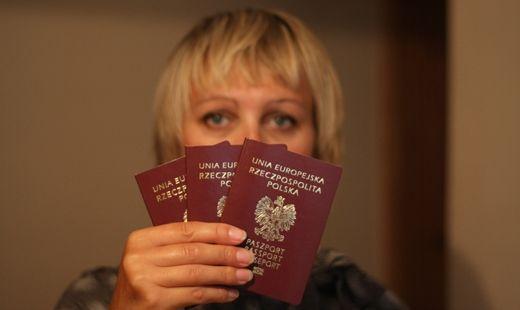 Coraz trudniej o paszport - Aktualności Podkarpacie