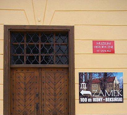 Pomnik Beksińskiego w Sanoku  - Aktualności Podkarpacie