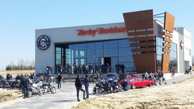 Harley On Tour. Do Rzeszowa zajedzie ciężarówka wypełniona 23 najnowszymi modelami - Aktualności Rzeszów