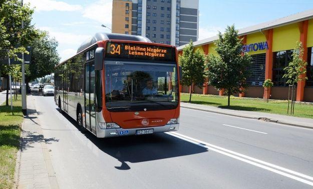 Rzeszów inwestuje w komunikację miejską. Nowe zatoki i wiaty autobusowe - Aktualności Rzeszów