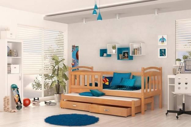 Łóżka - bezpieczeństwo i funkcjonalność dla naszych pociech - Aktualności