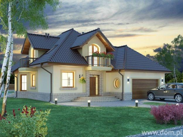 Dom z użytkowym poddaszem w stylu tradycyjnym – ulubieniec Polaków - Aktualności
