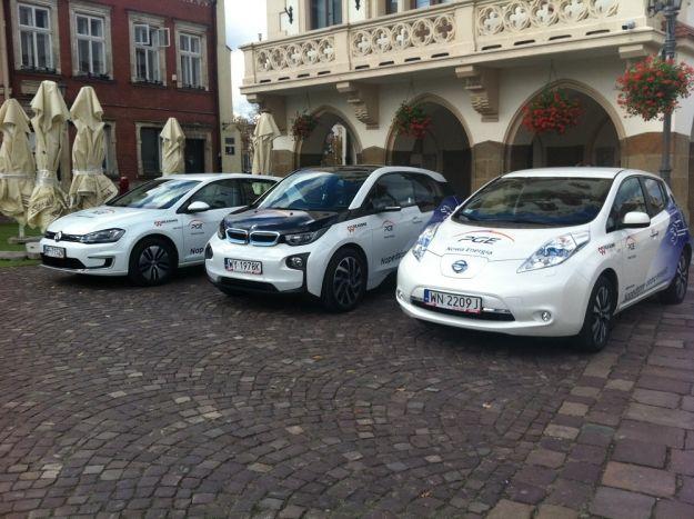 Samochody elektryczne na wyciągnięcie ręki. Car-sharing w Rzeszowie  - Aktualności Rzeszów