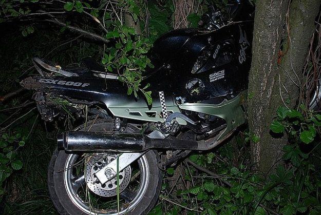 19-letni motocyklista zginął na miejscu - Aktualności Rzeszów
