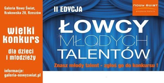 Poszukiwania młodych talentów - Aktualności Rzeszów
