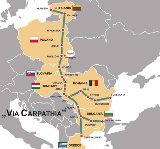 Budowa Via Carpatii coraz bliżej. Otwarto oferty na S19 od Niska do Sokołowa Młp. - Aktualności Podkarpacie