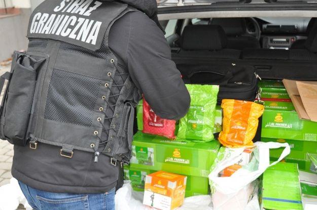 Udaremniono przemyt ponad 100 kg melasy tytoniowej do fajek wodnych - Aktualności Podkarpacie
