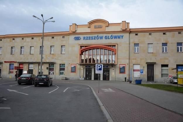 Przebudowa stacji PKP Rzeszów Główny. Roboty ruszą w przyszłym roku - Aktualności Rzeszów