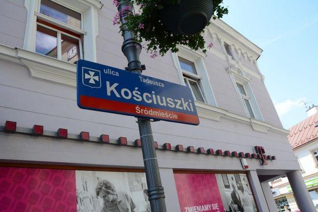 W kwietniu rusza przebudowa deptaka na ul. Kościuszki - Aktualności Rzeszów