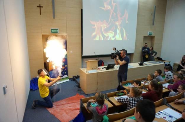 Dziecięcy Uniwersytet Techniczny w Rzeszowie rozpoczął zajęcia. W nauce uczestniczy 468 dzieci - Aktualności Rzeszów