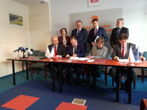 Podpisano umowy na Koncepcję Programową S19 Domaradz-Miejsce Piastowe-Dukla - Aktualności Rzeszów