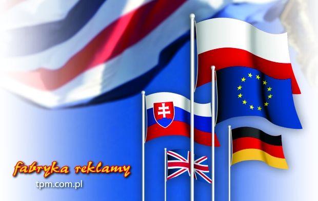 Flaga w każdym domu, instytucji i firmie - art. sposn.