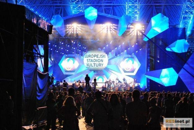 Europejski Stadion Kultury już 21 czerwca. Gwiazdą koncertu głównego brytyjski zespół Fink - Aktualności Rzeszów