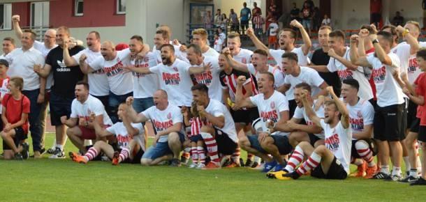 Resovia Rzeszów awansowała do II ligi. Tytuł mistrza zapewnili sobie na kolejkę przed końcem rozgrywek - Aktualności Rzeszów